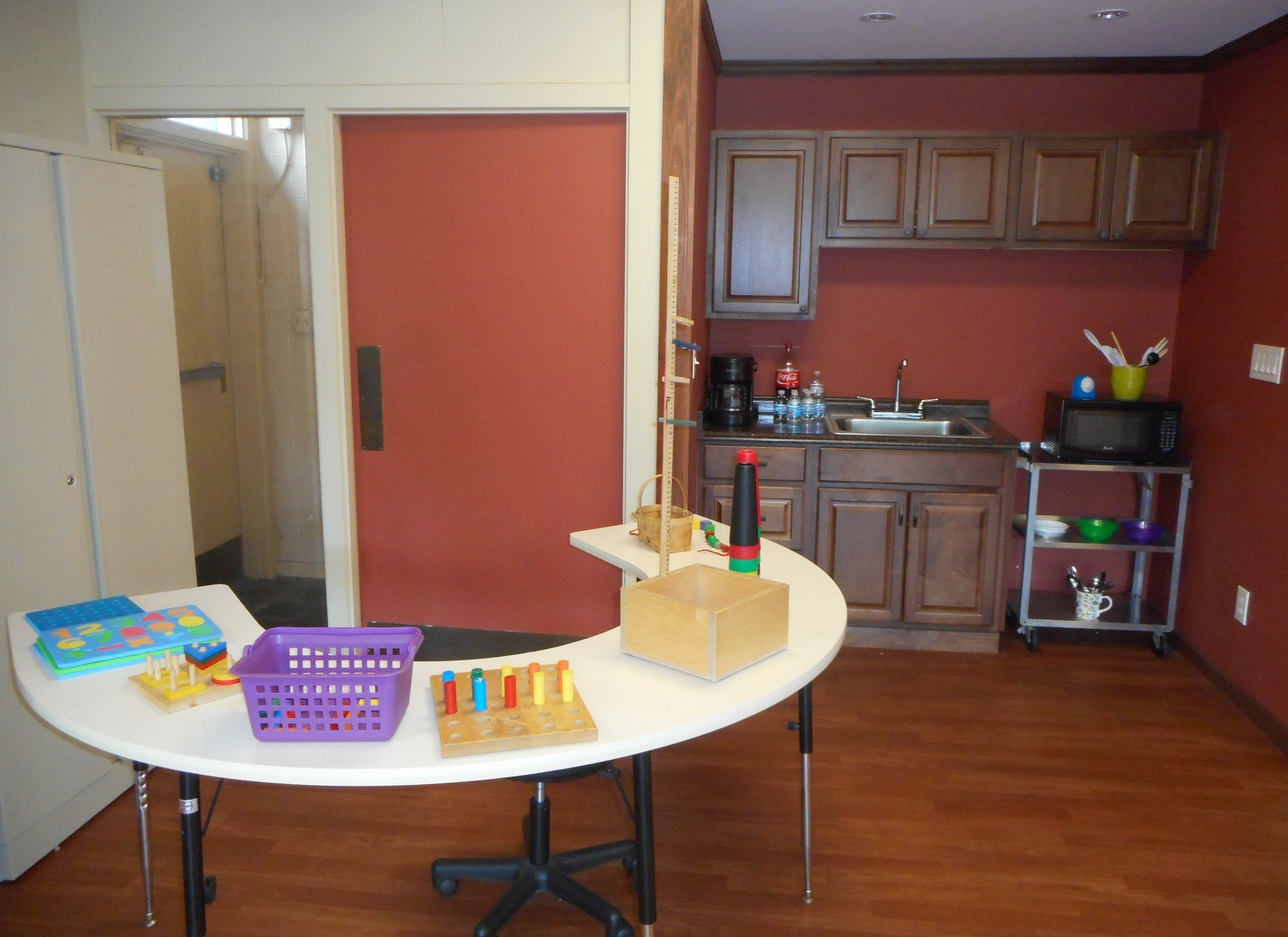 Boulevard Occupational Therapy Table